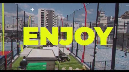 【パデル名古屋公式PV】スペインの国民的スポーツパデルが名古屋初上陸!